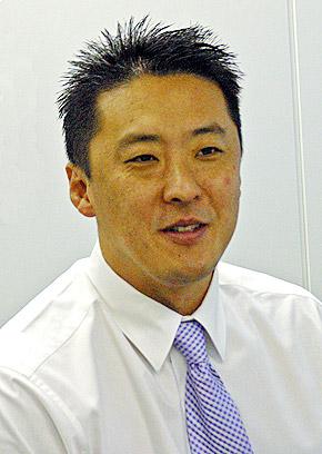 米Informaticaのピーター・クー氏