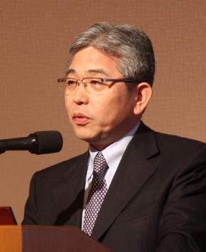 三菱東京UFJ銀行 常務執行役員の村林聡氏