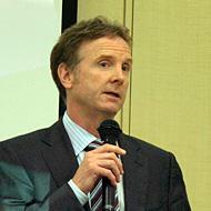 SAPのエグゼクティブ・バイスプレジデントでグローバル・モバイル・セールス&ソリューションを担当するクリス・マクレーン氏