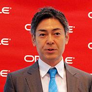 日本オラクル 執行役員 システム事業統括の野々上仁氏