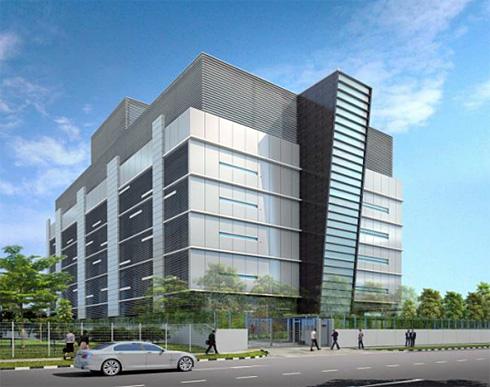 シンガポール セラングーン データセンター
