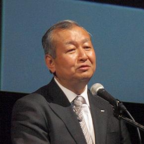 日本IBMの橋本孝之社長