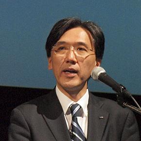 日本IBM 専務執行役員 システム製品事業担当の薮下真平氏