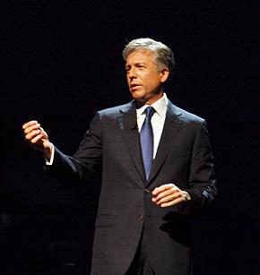 SAP 共同CEOのビル・マクダーモット氏