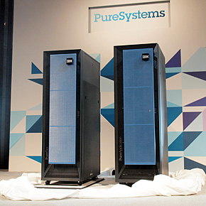 IBMが歴史的な発表と位置付ける「PureSystems」