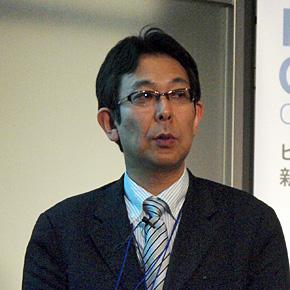 日本IBM システム製品事業テクニカル・セールス システム・ソフトウェア・ソリューション 担当 部長 システムズ&テクノロジー・エバンジェリストの緒方正暢氏
