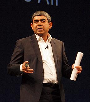 SAPのビシャル・シッカCTO