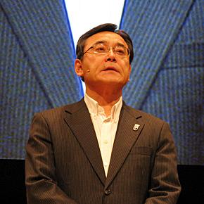 「富士通フォーラム2012」で語る富士通の山本正已社長