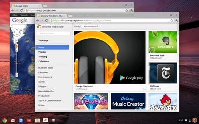 chrome desktop