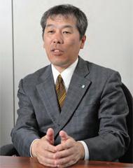 ビーコンIT 執行役員 グローバル・クラウド本部長の戌亥稔氏