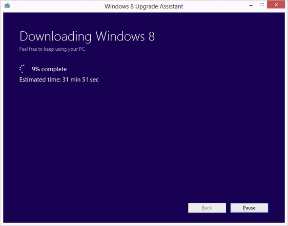windows 8 upgrade 2