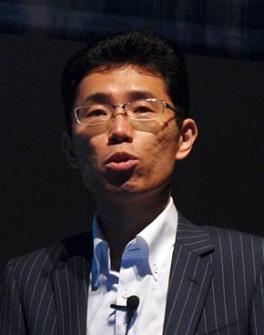 ガートナー リサーチ バイスプレジデントの堀内秀明氏