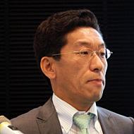アクセンチュア モビリティサービスグループ統括 エグゼクティブパートナーの清水新氏