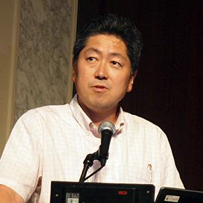 NTTコミュニケーションズ クラウドサービス部 グローバルクラウドタスクフォース 担当部長の奥平進氏