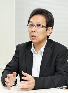 日本IBM システム製品事業テクニカル・セールス PureSystemsソリューション担当 部長 システムズ&テクノロジー・エバンジェリスト 緒方正暢氏