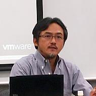 ヴイエムウェア ストラテジックアライアンス部長の名倉丈雄氏