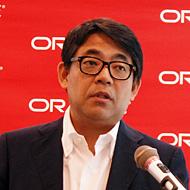 日本オラクル 専務執行役員 製品事業統括の三澤智光氏