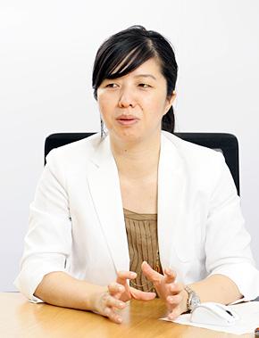 日本IBM アドバンスト・テクニカルセンター PureSystemsソリューション システムズ&テクノロジー・エバンジェリストの藤原陽子氏