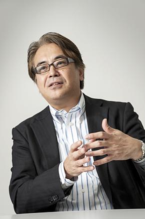 ITRのプリンシパル・アナリスト 内山悟志社長