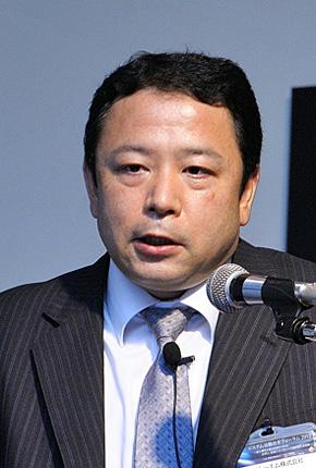 日本IBM 移行総合技術センター ITスペシャリストの飯村一雄氏