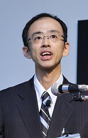 日本IBM システム製品Power Systems テクニカル・セールスの坂地高明氏