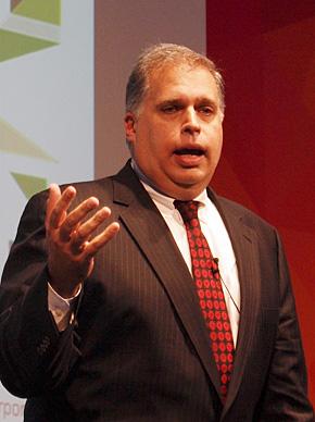 米IBM システム製品事業 システム製品営業 グローバル・マーケット担当 バイスプレジデントのアレックス・ゴー氏