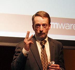 米VMwareのパット・ゲルシンガーCEO