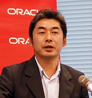 日本オラクル Fusion Middleware事業統括本部 ビジネス推進本部 シニアマネジャーの伊藤敬氏