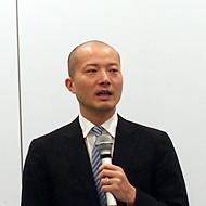 SAPジャパン リアルタイムコンピューティング事業本部長の馬場渉氏