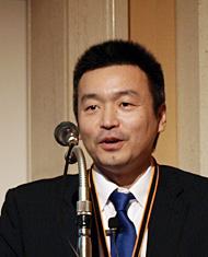 日本ストラタステクノロジーでソリューションサービス事業本部 課長代理を務める山下佳寿氏