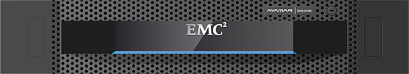 バックアップアプライアンス製品「EMC Avamar Business Edition」