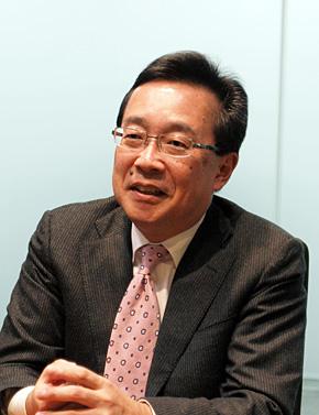 SAPジャパンの安斎富太郎社長