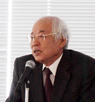 IIJ社長の鈴木幸一氏