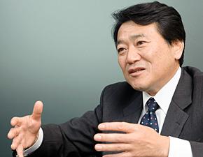 SBIリクイディティ・マーケットの重光達雄社長