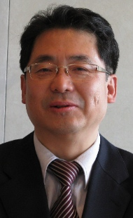 NECのプラットフォーム事業を統括する庄司信一執行役員