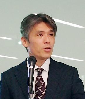 日本IBM 理事 ソフトウェア事業 WebSphere事業部 事業部長の三戸篤氏