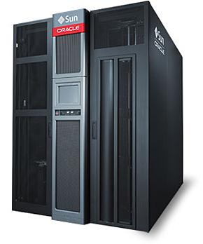 StorageTek SL8500 Modular Tape Library