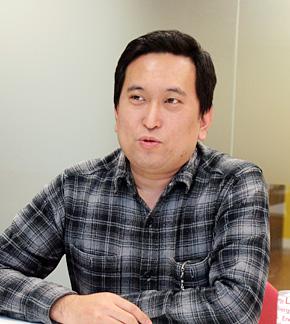 KLab CTO Kラボラトリー所長の安井真伸氏