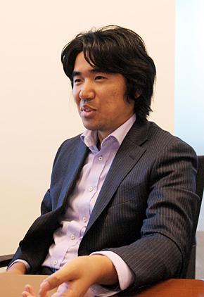 元カブドットコム証券 社長付IT戦略担当の谷口有近氏