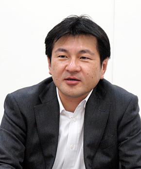 日本IBM IM事業部 ビッグデータ&DWH製品営業部 部長の法華津誠氏
