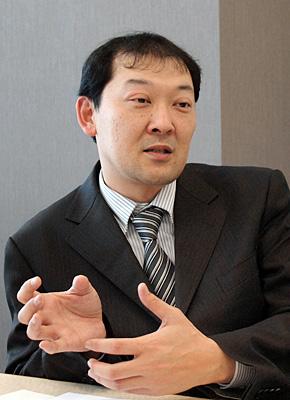 SCSK ITマネジメント事業部門 ITマネジメント第一事業本部 クラウドインテグレーション部 部長の川村純氏