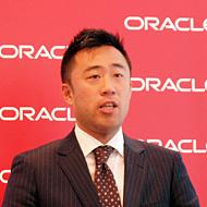 日本オラクル 製品事業統括 アプリケーション事業統括本部 CRM/HCM事業本部 本部長の道下和良氏