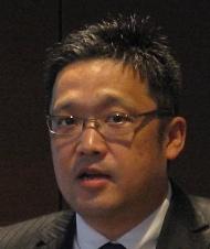 日本マイクロソフトの梅田成二業務執行役員