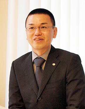 東急不動産 財務統括部 IT推進部 IT企画・開発グループの石橋将義さん
