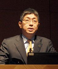 NTTコミュニケーションズの田中基夫クラウドサービス部長