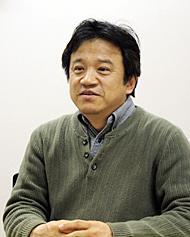 ITR シニアアナリストの甲元宏明氏