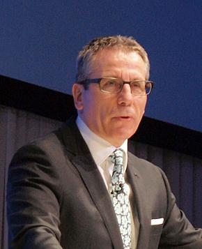 日本IBMのマーティン・イェッター社長