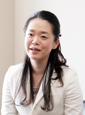 JFEスチール IT改革推進部 主任部員の田村祐子さん