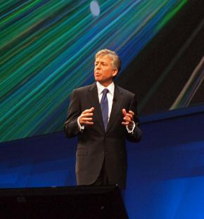 SAPのビル・マクダーモット共同CEO