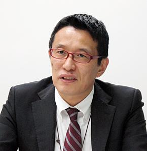 日本IBM ソフトウェア事業 インフォメーション・マネジメント事業部 テクニカル・セールス&ソリューションズ 技術統括部長の大塚知彦氏